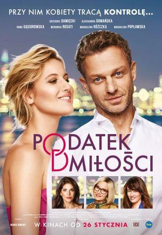 Helios Kino Podatek od miłości / Kino Kobiet