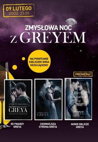 Helios Kino Zmysłowa noc z Greyem