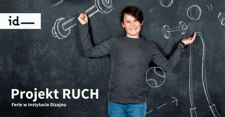 Institute of Design Kielce Kielce Ferie zimowe ''Projekt ruch''