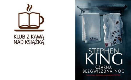 Choco Obsession Literatura Klub z Kawą nad Książką - Stephen King