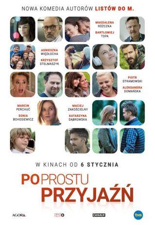 Helios Kino Po prostu przyjaźń / Kultura Dostępna