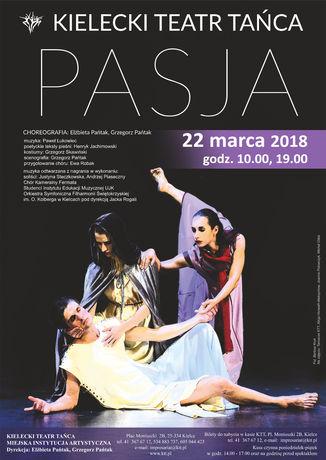 Kielecki Teatr Tańca Taniec Pasja