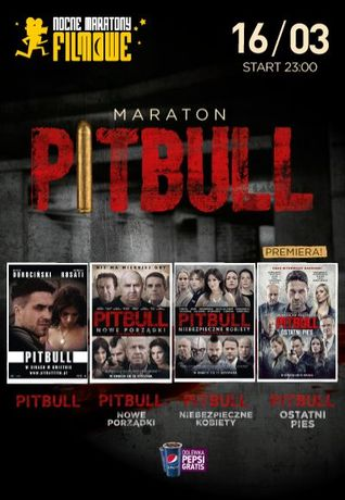 Kino Maraton Pitbulla