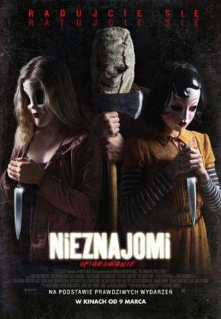 Helios Kino Nieznajomi: Ofiarowanie