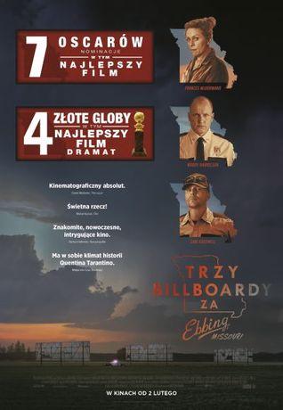 Helios Kino Trzy Billboardy za Ebbing, Missouri / Kino Konesera