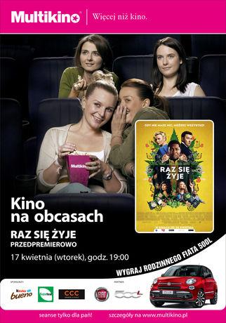 Multikino Kino Kino na Obcasach
