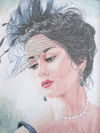 Słoneczko Sztuki plastyczne Obrazy haftowane Marka Stefaniaka