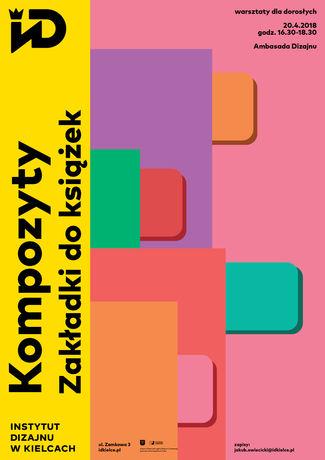 zobacz info Kielce Kompozyty. Zakładki do książek / warsztaty dla dorosłych