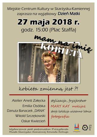 Miejskie Centrum Kultury, Skarżysko-Kamienna Świętokrzyskie Dzień Matki