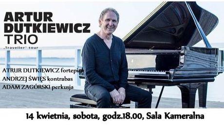 Filharmonia Świętokrzyska Muzyka Artur Dutkiewicz Trio