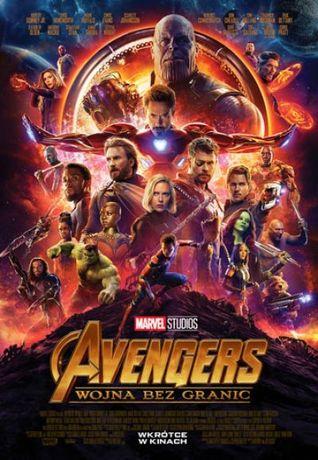 Helios Kino Avengers: Wojna bez granic
