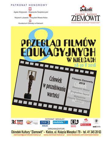 zobacz info Kultura Program 8. Przeglądu Filmów Edukacyjnych
