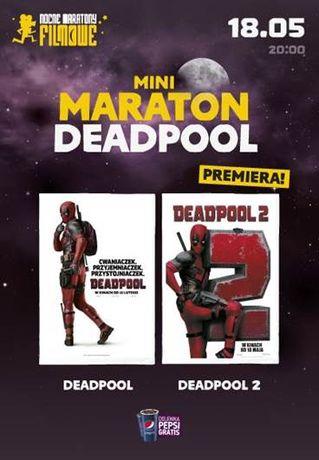 Helios Kino Mini Maraton Deadpoola