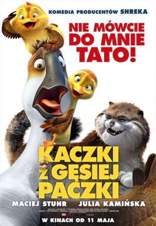 Helios Kino Kaczki z gęsiej paczki