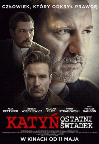 Helios Kino Katyń - Ostatni świadek