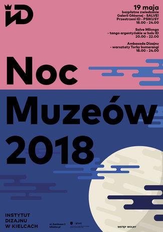 Institute of Design Kielce Kultura Noc Muzeów w ID Kielce