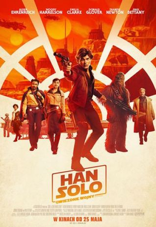 Helios Kino Han Solo: Gwiezdne wojny - historie