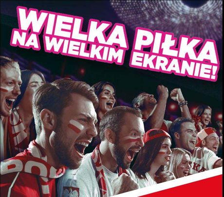 Multikino Kino FIFA 2018 Polska - Kolumbia