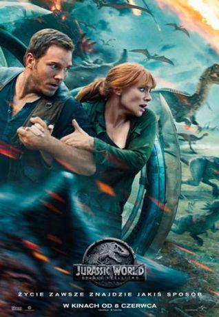 Helios Kino Jurassic World: Upadłe królestwo