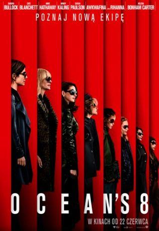 Helios Kino Ocean's 8 / Kino Kobiet