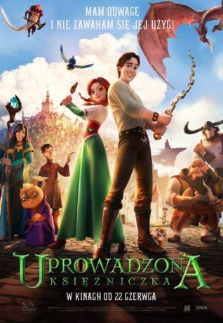 Kino Moskwa Kino Uprowadzona księżniczka