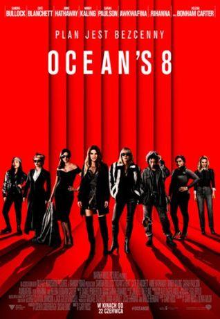 Kino Moskwa Kino Ocean's 8
