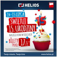 15. urodziny Heliosa