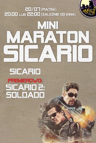 Multikino Kino ENEMEF: MINIMARATON SICARIO