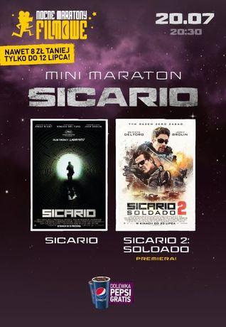 Helios Kino Mini Maraton Sicario