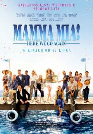 Helios Kino Mamma Mia! Here We Go Again