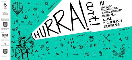 Teatr Kubuś Teatr Festiwal Sztuki dla Dzieci i Młodzieży Hurra! ART!