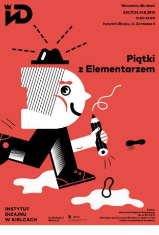Institute of Design Kielce Cywilizacja Piątki z Elementarzem