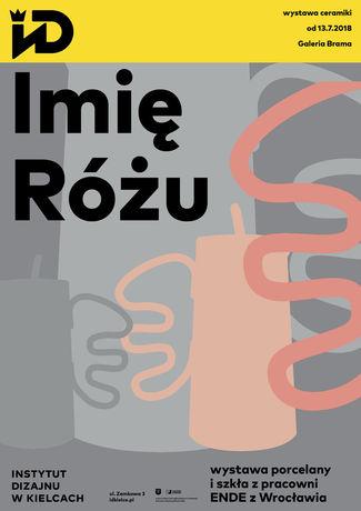 Institute of Design Kielce Sztuki plastyczne Imię Różu