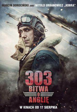 Kino Moskwa Kino 303. Bitwa o Anglię