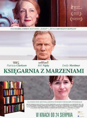 Kino Moskwa Kino Księgarnia z marzeniami