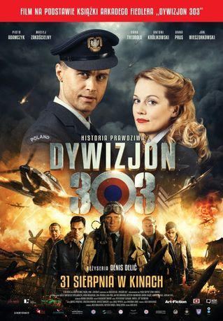 Kino Moskwa Kino Dywizjon 303. Historia prawdziwa