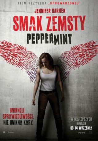 Helios Kino Smak zemsty. Peppermint