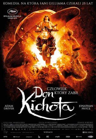 Helios Kino Człowiek, który zabił Don Kichota / Kino Konesera
