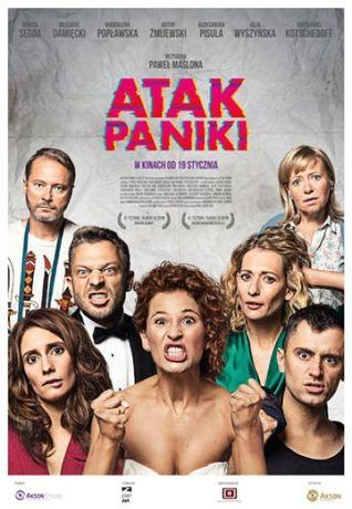 Helios Kino Atak paniki / Kultura Dostępna