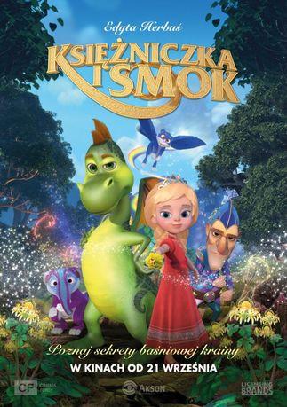 Kino Moskwa Kino Księżniczka i smok