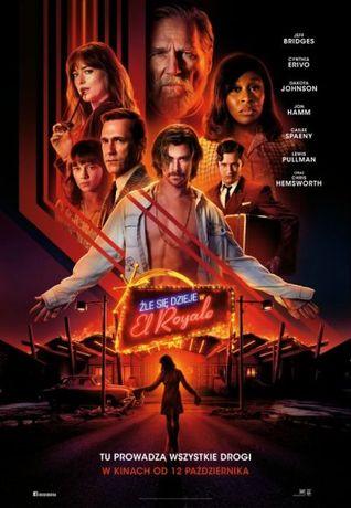 Helios Kino Źle się dzieje w El Royale