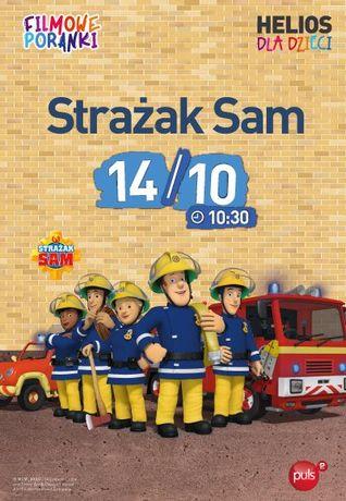 Helios Kino Filmowe Poranki: Strażak Sam cz. 6