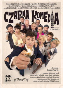 Kieleckie Centrum Kultury Teatr ''Czarna komedia'' - spektakl
