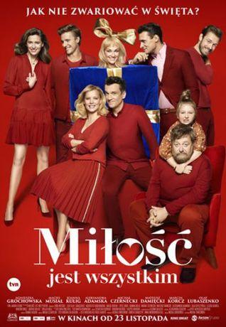Kino Moskwa Kino Miłość jest wszystkim