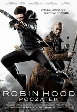 Helios Kino Robin Hood: Początek