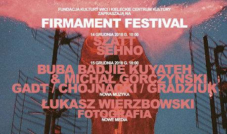 Firmament Festival 2018. Wstęp wolny!