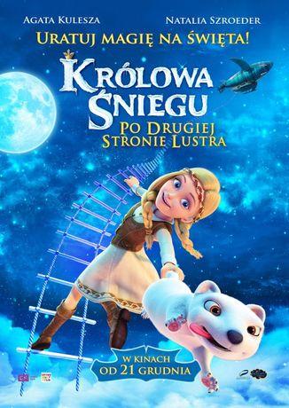 Kino Moskwa Kino Królowa śniegu: po drugiej stronie lustra