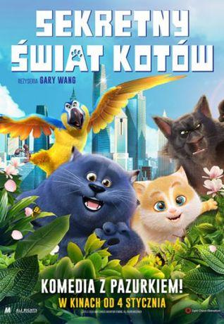 Kino Moskwa Kino Sekretny świat kotów
