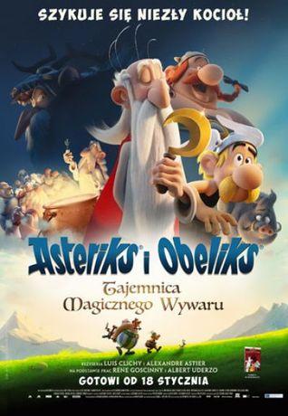 Helios Kino Asteriks i Obeliks. Tajemnica magicznego wywaru