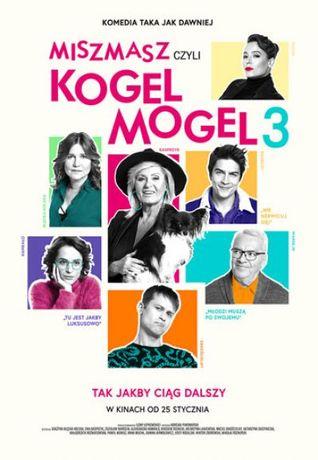 Kino Moskwa Kino Miszmasz czyli Kogel Mogel 3